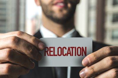 man - relocation
